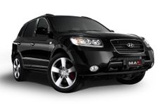 2011 Hyundai Santa Fe Limited....a very nice ride!
