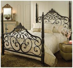 Hillsdale Furniture 1450BQR Parkwood Bed Set with Rails, Queen, Black Gold Hillsdale Furniture http://www.amazon.com/dp/B004Q7AJ8G/ref=cm_sw_r_pi_dp_Oib7tb0DDQ8GA