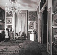Foto degli interni di Casa Boschi-Di Stefano.