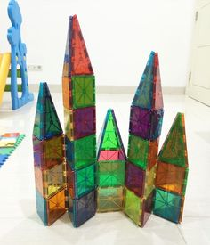 Magna Tiles Towers