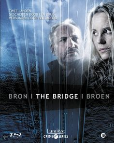 The Bridge New Mini series on FX (its excellent)