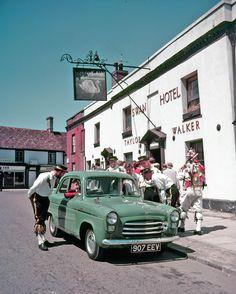 1953 The Ford Anglia 100E
