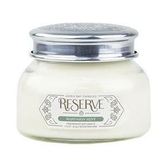 Aspen Candles Mandarin Mint Reserve Jar 19oz