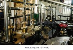 Crofton Steam Beam Engine Stock Photo, Picture And Royalty Free Image. Pic. 68669481