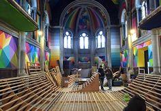 http://followthecolours.com.br/art-attack/okuda-san-miguel-transforma-igreja-abandonada-na-espanha-em-uma-incrivel-pista-de-skate-customizada/