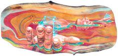 Miles Toland - Driftwood .:. 2014
