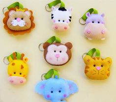 Sewing Crafts For Kids Boys Ideas Kids Crafts, Felt Crafts Diy, Diy Arts And Crafts, Sewing Crafts, Sewing Projects, Sewing For Kids, Baby Sewing, Felt Keychain, Baby Boy Toys