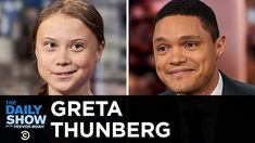 Greta Thunberg - Inspiring Others to Take a Stand Against Climate Change...