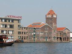 Industrial heritage- Verkadefabriek, the Netherlands photo by Stichting Marketing Zaanstreek