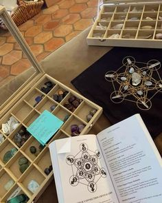 Spiritual Path, Crystal Grid, Healing Stones, Sacred Geometry, Wicca, Reiki, Mother Nature, Mandala, Crystals