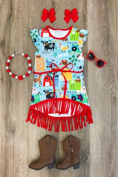 OUR+BARNYARD+FRIENDS+HI-LOW+FRINGE+COTTON+DRESSES+HAVE+TO+BE+ONE+OF+THE+MOST+ADORABLE+DRESSES+WE+HAVE+SEEN+AND+A+ONE+OF+A+KIND!+THIS+FRINGE+DRESS+IS+SO+TRENDY+AND+PERFECT+FOR+THIS+SPRING+AND+SUMMER!+BE+THE+STAR+OF+THE+SHOW+IN+THIS+EYE+CATCHING+ADORABLE+FRINGE+DRESS!+THE+FRINGE+ON+THE+BOTTOM+IS+SO...