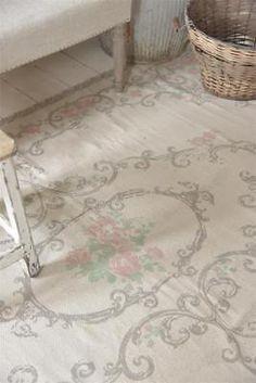 Jeanne d`arc living Teppich 120 x 180 kleines schwedenhaus shabby chic
