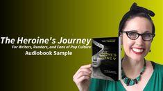 Sample Gail Carriger's The Heroine's Journey Audiobook Gail Carriger, Hero's Journey, Audiobook, Writers, Lust, Pop Culture, Author, Romantic, Education