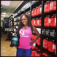Got Goals to lose weight for the New year? stop by Nutrishop Upland so we can help you! Try samples of our supplements and even come in and get your body composition. Preparing for my fitness competition with only the best supplements in my diet at nutrishop Upland!#nutrishop #gains #supplements #giftedbody #nutrishopupland #fitness #motivation #figurecompetitor #goals #dumbbells #mealprep #protein #npc #leanbody #promogirl by iwillbesuccessful23