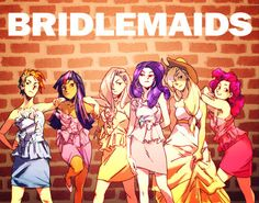 bridlemaids Mlp My Little Pony, My Little Pony Friendship, Friendship Games, Human Mlp, Fanart, Little Poni, Equestrian Girls, My Little Pony Pictures, Dibujos Cute