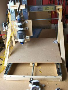 Simple CNC Machine                                                       …