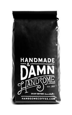 Via Freeflavour | Handmade & Damn Handsome | Package Design