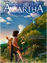 VIDEO - Dessin animé : Voyage vers Agartha - Depuis la disparition de son père, Asuna une jeune écolière, a pris pour habitude de s'isoler dans les collines pour écouter les chants étranges provenant d'un émetteur qu'il lui a légué. Sur la route menant à son refuge secret, elle est attaquée par un monstre gigantesque et sauvée par Shun, un garçon à l'allure héroïque. Avant de disparaître, ce dernier lui dit venir d'un monde oublié appelé Agartha. Grâce à l'aide de son mystérieux émetteur et…
