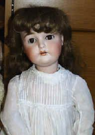 French Bébés: Bébés, or dolls made to represent children, were quite revolutionary for their time (starting with some representations about 1850, but not really heating up and hitting their zenith until the late 1800s), since most dolls up until that time were made to represent adults. Eventually, Bébés would overtake fashion dolls in popularity, and would lead to their demise. French Bébés, made by the master doll makers Jumeau, Bru, Steiner, Rohmer and others would have their ascendancy fr...