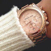 Rose Gold Michael Kors Watch...Didi!!
