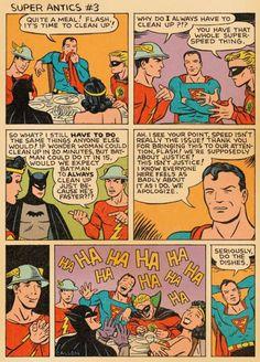 LOL du jour – Superman est un farceur…