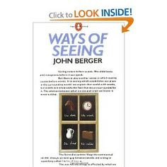 """John Berger's Ways of Seeing is one of the most stimulating and the most influential books on art in any language. First published in 1972, it was based on the BBC television series about which the (London) Sunday Times critic commented: """"This is an eye-opener in more ways than one: by concentrating on how we look at paintings . . . he will almost certainly change the way you look at pictures."""" By now he has.  http://en.wikipedia.org/wiki/Ways_of_Seeing"""