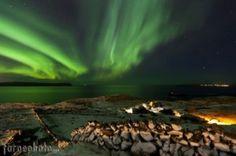 faroe islands northern lights Denmark