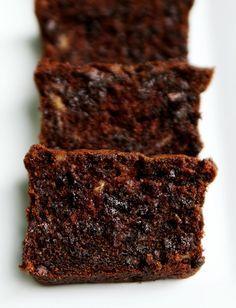 Sour Cream Chocolate Chocolate Chip Banana Bread...yes, chocolate chocolate chip!!! Delicious recipe