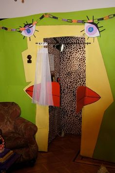 Community Post: These Guys Built Pee-Wee's Playhouse For A Halloween Party