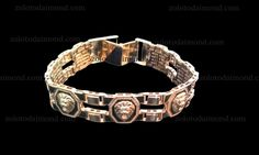 арт.058 Gents Bracelet, Gents Ring, Belt, Rings, Accessories, Jewelry, Amazing, Fashion, Jewels