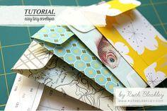 Easy Tiny Envelopes