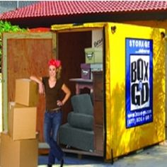 There Are Many Advantages To Using The Box N Go Self Storage   Sherman Oaks  Mini Storage 91403, 91423; No Driving Around: You Do Not Have To Go To  Several ...