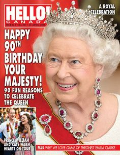 Celebrate #QueenElizabeth with our latest issue! Download it now on @texturecanada ow.ly/4mMrrd April 2016