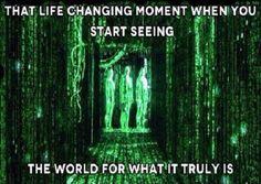 #matrix #perceptiondeception