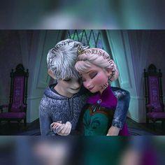 Jelsa, Elsa E Jack, Jack Frost And Elsa, Queen Elsa, Ice Queen, Princess Luna, Disney Princess, Sailor Princess, Elsa Coronation