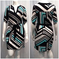 Dress 1x nwot Never worn polyester/spandex 1x fits 12/14 Dresses