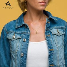A fantastic and fun way to add a touch of luck to any ensemble, this Little Wishbone Necklace boasts simple style with a captivating attitude.  #Azaggi #azaggijewelry #Love #❤ #silver #withlove #sparkle #gift #lovejewelry #romance #woman #california #sterlingsilver #handcrafted #fashion #fashionjewelry