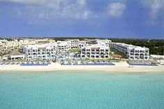 The Royal in Playa del Carmen....where we were originally supposed to go on our honeymoon until the weather got bad