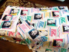 Vintage New Kids On The Block Sheet Set Full by 112/9