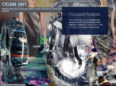 Print & Embellishment forecast for F/W 2014-15 | trendstop.com