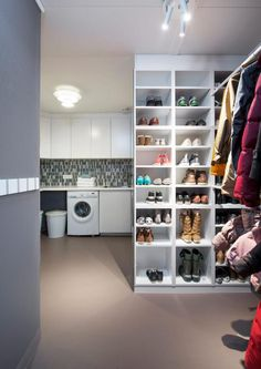 Great use of kitchen modules from Ikea