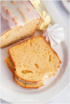 Ciasto z mascarpone - I Love Bake Cornbread, Vanilla Cake, Banana Bread, Recipe Source, Food And Drink, Ethnic Recipes, Cakes, Mascarpone, Millet Bread
