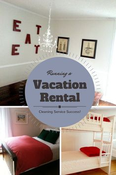 Lots of people dream of owning a vacation rental and having guests subsidize their mortgage...but how does it WORK? The owner of Sadler House in Rockland, Maine comes clean about the business of keeping a remote vacation home sparkling and guests happy. renting a house #frugality #savingmoney