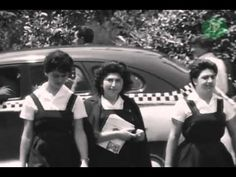 İstanbul-1964 Senesi    this is not an MTV style promotional video of the city with mind-blowing landmarks. it depicts life as it is in the mid 60s. interesting to see that turkish way of life has been still prevalent in many neighborhoods.