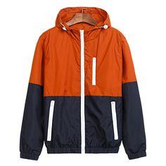 Chaqueta Para Mujer chaquetas de Las Mujeres 2017 Nueva Primavera de La Moda Con Capucha Cazadora Chaqueta Ocasional Delgada básica femenina Outwear chaqueta de Abrigo de Las Mujeres