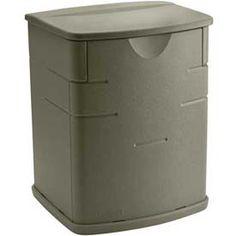 Rubbermaid Outdoor Mini Deck Box 2.6 Cubic Feet $32