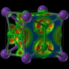 Salty surprise: Ordinary table salt turns into 'forbidden' forms Stony Brook University, Noble Gas, Scientific Journal, Table Salt, Research, Chemistry, Future Tech, Space And Astronomy