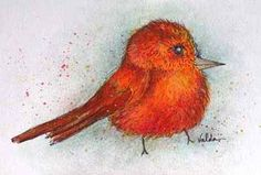 Valda Fitzpatrick Baby Bird 2 absolutearts.com