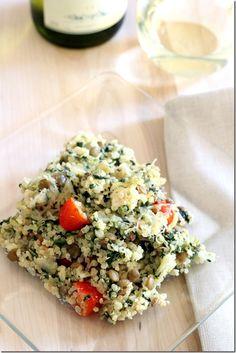 SHUT THE FRONT DOOR! This casserole is AMAZEBALLS!!!!!!! Mediterranean Quinoa Casserole
