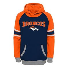 """NFL Youth Boys 8-20 """"Robust"""" Pullover Hoodie  https://allstarsportsfan.com/product/nfl-youth-boys-8-20-robust-pullover-hoodie/  Team and alternate color Team name and logo at chest V-neck tee shirt"""